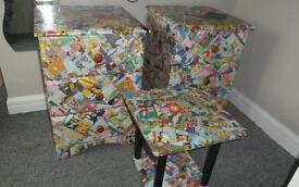 "Bedroom furniture ""Simpson"""