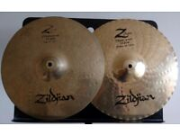 "Zildjian Z Custom Mastersound 14"" Hi-hats in great condition."