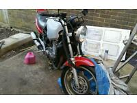 Honda CB500 2003 breaking