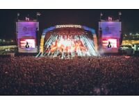 ***Official Boardmasters event and Camping Tickets £150****