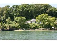 Luxury Riverside House - Cornwall - Sleeps 6 - Ruan Dinas