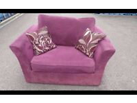 Sofabed single chair in excellent clean condition