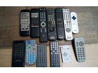 Technics midi hifi remote control £5 each