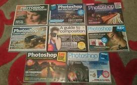 Digital camera slr DSLR canon nikon photoshop software dvd photography course