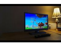 20 inch HD LED TV DVD Player Combi Freeview Linsar,Possible local delivery