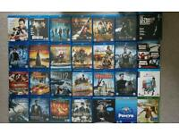 Blu Ray Collection Xbox One PS4