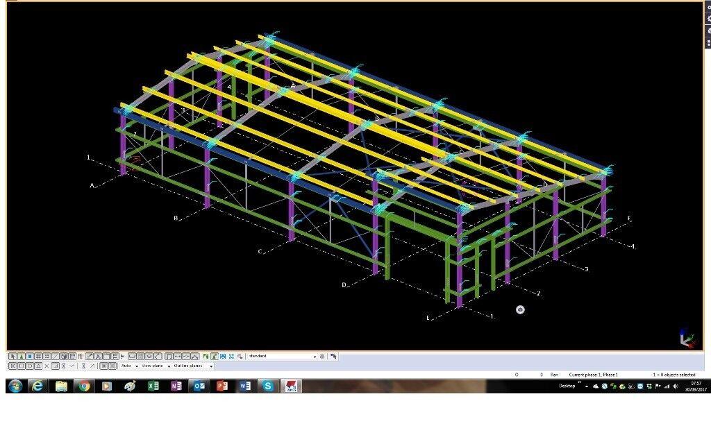 Tekla steel detailing business for sale | in Yeovil