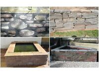 Stone mason, bricklayer, gardener & carpenter in Bristol area