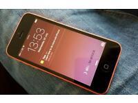 Iphone 5c 8gb pink