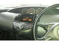 Nissan Primera chain driven
