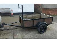 TRAILER FOR SALE ON SPRINGS