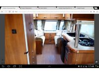 Like new 4 berth, 2 fixed single beds, 2013 Buccaneer fluyt, no children or pets