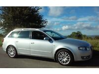 2005 AUDI A4 2.0 TDi SE ESTATE DIESEL 55 + MPG MOT FULL HISTORY CHEAP TAX
