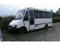 Transit campervan project