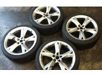 Audi A5 alloy wheels