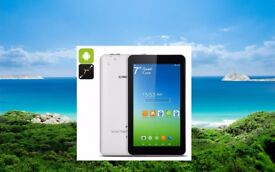 New Android Tablet -Quad-Core CPU-8GB Internal Storage-16GB SD Card-WIFI-7""