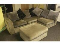 Corner Sofa - FREE DELIVERY