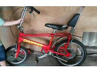 Raleigh chopper 3 limited edition. REDUCED