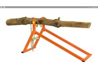Forest Master Ultimate Saw Horse - brand new still in box - half web price