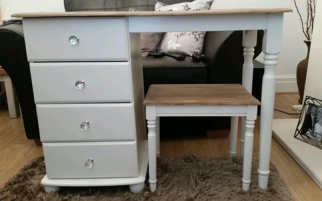 Upcycled Dressing Table Desk In Neath Neath Port Talbot