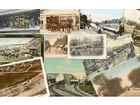 POSTCARDS & PHOTOS WANTED,UK & ABROAD. ITEMS SHOWING BOURNEMOUTH & THE SURROUNDING AREA ESP.SOUGHT.