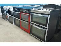 COOKERS IN STOCK GAS OR ELECTRIC Reconditioned