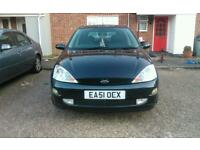 FoRd focus. Estate. Swop for motorbike