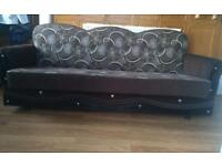 3/4 seater bed settee