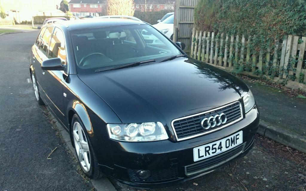 audi a4 avant sport 2 5 v6 tdi 54 plate in hythe hampshire gumtree. Black Bedroom Furniture Sets. Home Design Ideas