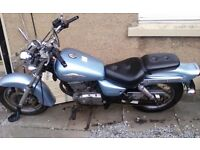 Suzuki marauder learner legal 125