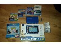Innotab max blue as new