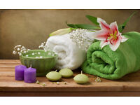 Green spa Thai massage
