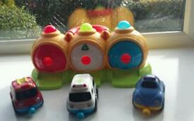 Emergency dispatch & cars