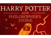 Harry Potter Audiobook 1-8 Digital MP3 Download and all the Book Electronically