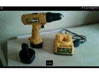 Dewalt Drill Driver With Battery and charger for only £25