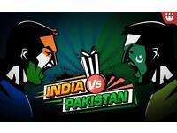 India vs Pakistan ICC champions trophy 2017 match ticket