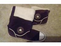 Converse ugg boots
