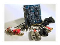 m audio delta 1010lt pci soundcard