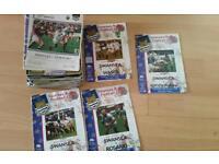 Swansea and Neath rfc programmes