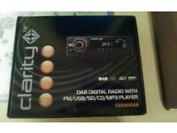 DAB Digital Radio /CD /MP3 Player