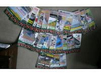 Magazines jaguar