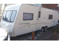 2008 4 BERTH BAILEY SENATOR WYOMING FIXED BED IMMACULATE CONDITION ATC GPS TRACKER