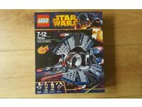 New/Sealed LEGO Star Wars Droid Tri-Fighter - 75044