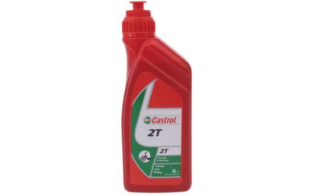 Öl Motoröl Castrol 2T Mineralisch 1 Liter Roller Mofa
