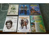 Country music DVDs