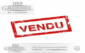 2015 Lexus IS 350 AWD FSPORT Avec Navigation+Camera de recul+Sie
