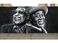 Street Art and Graffiti Artist