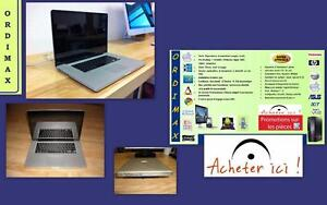 "APPLE  MACBOOK PRO 13"" Intel i5  / 4GB Memoire  / vidéo 1024 / an 2012"
