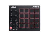 AKAI Professional MPD218 Ultra-Portable USB MIDI Controller