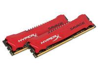 Kingston HyperX Savage (2 x 4GB) 2133MHz DDR3 Non-ECC